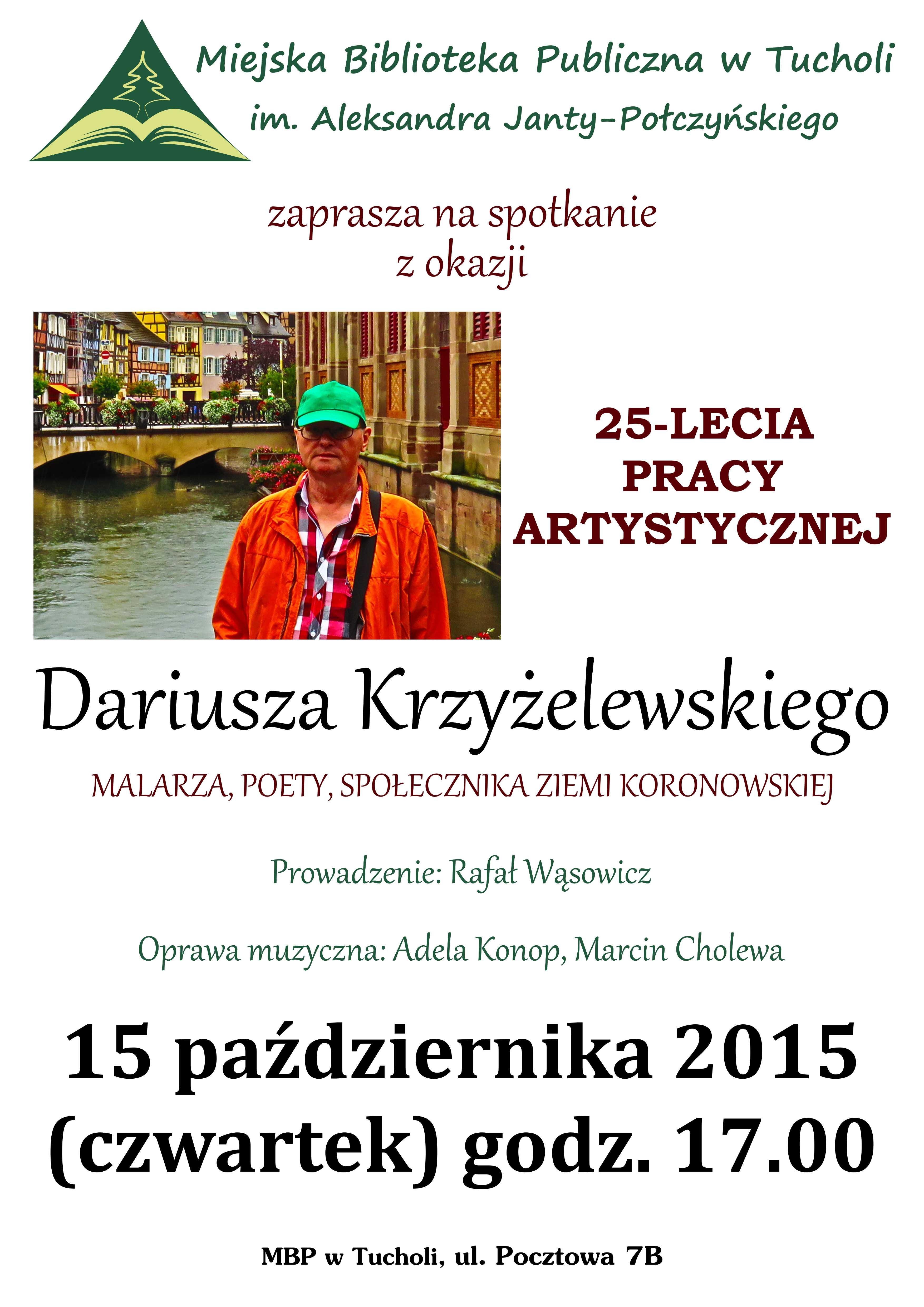 D. Krzyzelewski - palakat